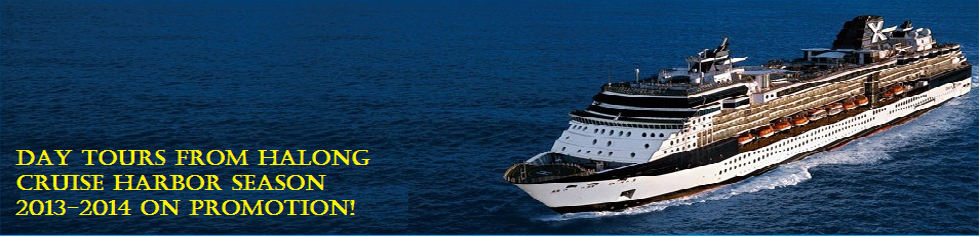 Halong Cruise Tours 2015 special rate