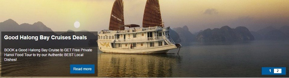 Good Halong Bay Cruises Deals with extra services from Vietnam Tour Tailor Company Limited