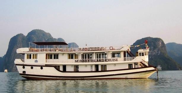 Monkey Island Cruise Halong Bay