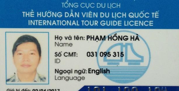 vietnam private tour guide