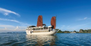 halong galaxy premium cruises 3 Days 2 night with Vietnam tour package