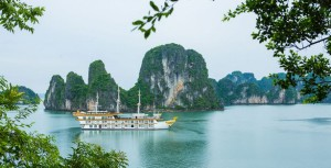 Halong Dragon Legend Cruise 3 days with special rate from VTT