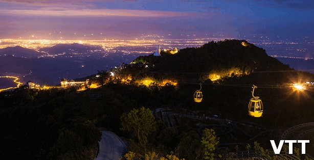 Bana Hills places to visit in Danang