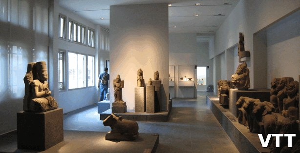 Cham museum Places to visit in Danang