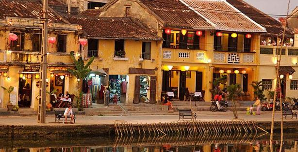 Hoian city tour with a free ticket in a anniversary