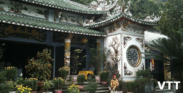 Linh Ung Pagoda Places to visit in Danang 1
