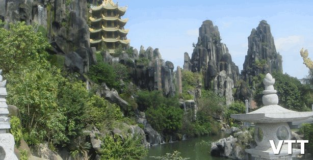 Marble Mountain a Places to visit in Danang
