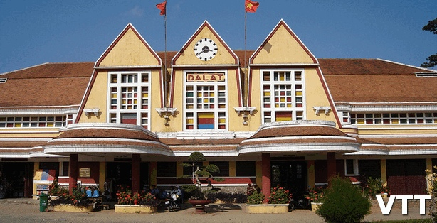 Places to visit in Dalat Vietnam 1
