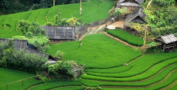 Sapa beautiful place to visit in Vietnam