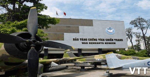 War Remnant Museum Ho Chi Minh City