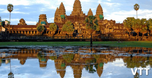 Ang Kor temples are the Top Places to visit in Cambodia