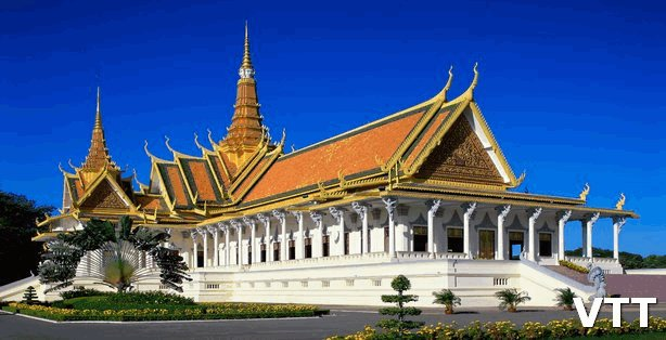 Phnom Penh Cambodia is the 2nd most famous place to visit in Cambodia