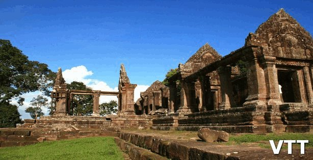 Preah Vihear Temple is a top places to visit in Cambodia
