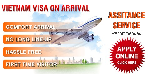 Enjoy our special offer for Vietnam Visa On Arrival with Free For US, CA & AU tourists to discover Vietnam with any Vietnam travel packages