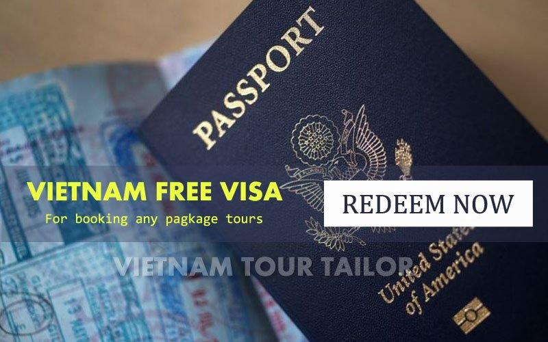vietnam free Visa
