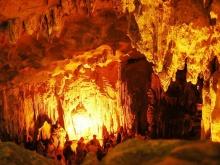 amazing suprise cave