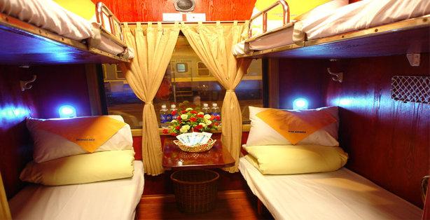 Tulico Sapa train best price