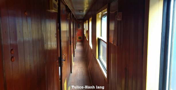 Tulico train to Sapa