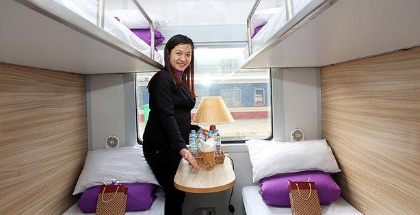 Viollet Express train