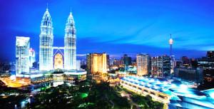 Bangi car rental to Shah Alam