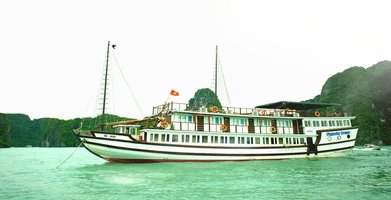 Halong Majestic Legend Cruises